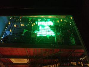 Insegna neon per ristorante Scabeat di Davide Scabin (3)